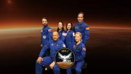 MARS1001 IRIS 1 Crew