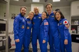 MARS1001, IRIS1 Crew
