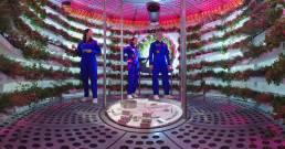 MARS1001 hydroponics