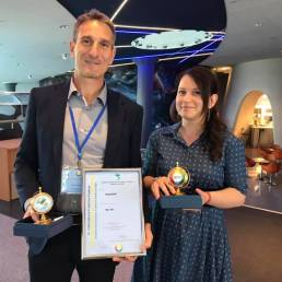 MARS1001 award